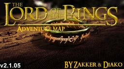 Lord of the Rings Adventure Map v2.1.05
