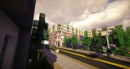 Greenfield Project - Apartment Complex - Renaissance Estates Kennedy Minecraft Map & Project