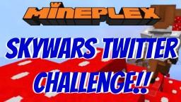 Minecraft Skywars (ISLAND ONLY CHALLENGE!) Minecraft Blog