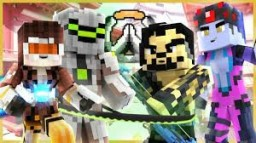 Mine X! OVERWATCH in Minecraft! Also GTA, Elytra PvP, parkour and more! Minecraft Server