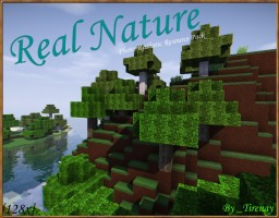 Real Nature Resource Pack Minecraft