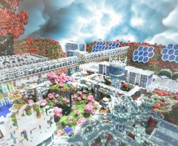 Nature's Equilibrium | MEGA MAP for PMC Contest Minecraft Map & Project