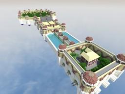 Democratic Republic of Belleza: Utopia of Hestia (Sustainable City Contest) Minecraft Map & Project