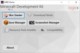 Minecraft Development Kit Minecraft Mod