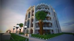 Greenfield Project - Renaissance Estates Whitestone Minecraft Map & Project