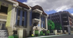 Greenfield Project - Neoclassical House Minecraft Map & Project