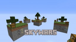 Plains - SkyWars Map Minecraft Map & Project