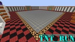 TNT RUN --- Vanilla Minecraft Map & Project
