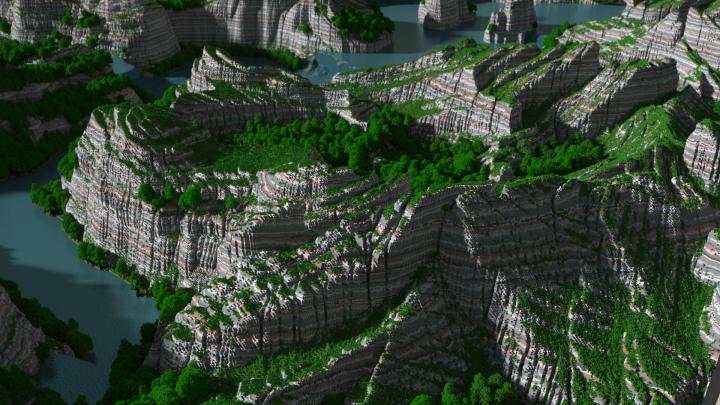 Nine Falls At The End 2048 X 2048 Fantasy Terrain Wearedefault