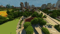 Saguenay Minecraft Map & Project