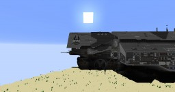 [Halo] UNSC Infinity Minecraft Project