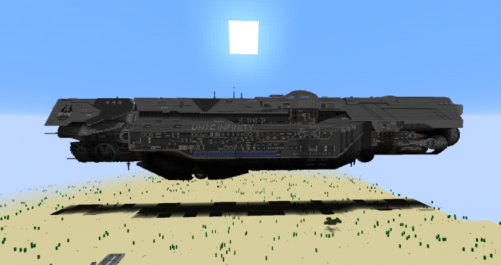 Halo Unsc Infinity Minecraft Project