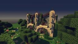 tidal {futuristic modern} Minecraft Project