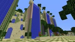 Babylon Gardens Minecraft Map & Project