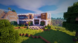 Maison perdu by astroz59 Minecraft Project