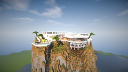 Tony Stark Mansion Minecraft Map & Project