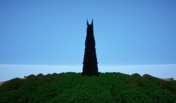The Tower Of Orthanc Minecraft Map & Project