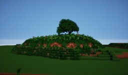 Bag End from the hobbit and lotr movies. Minecraft Map & Project