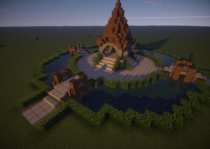 Images of Minecraft Medieval Server - #rock-cafe