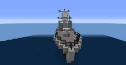 Light Assault Boat Minecraft Map & Project