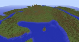 Water land Minecraft Map & Project