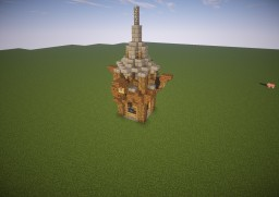 Medieval Tower By: Nox Minecraft Map & Project