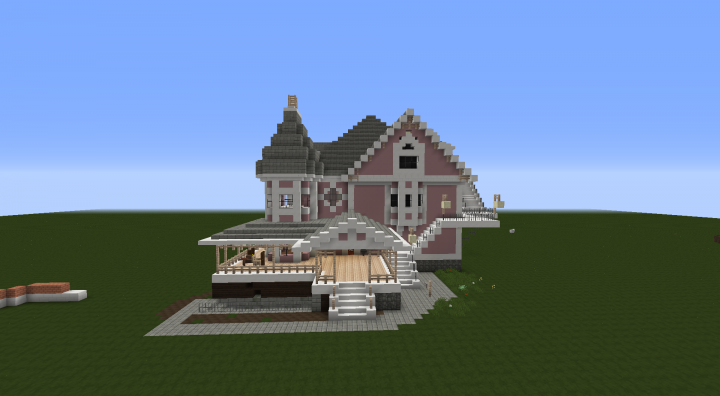 Coraline S House Minecraft Map