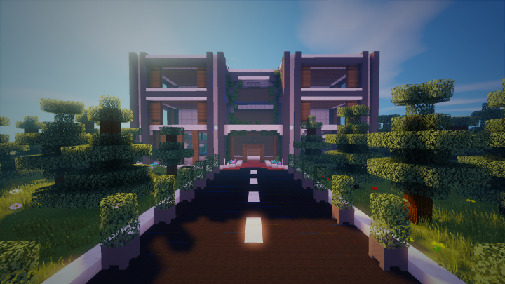 Hotel De Luxe By Astroz59 Minecraft Map