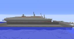 SS Sunshine Spirit Minecraft Project