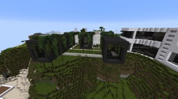 3 Boxes - Modern Concept Minecraft Map & Project