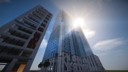 Modern skyscraper #7 Minecraft Map & Project