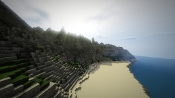 British Coast Island [1.10 Map] Minecraft