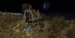 Haunted Witch House Minecraft Map & Project