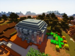 Two person basic survival house Minecraft Map & Project