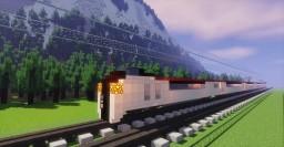 Narita Express E259 Series EMU NEX Minecraft Map & Project