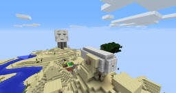 Attack of the Ghast Ships from the Nether Minecraft