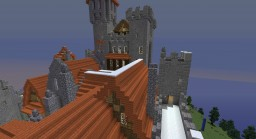 medieval castle Minecraft Map & Project