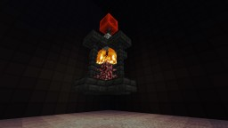 Hanging lanterns Minecraft Map & Project