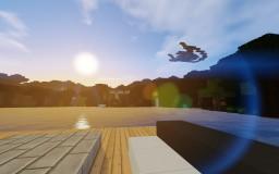 Bruce Waynes Residence +Batcave !!!!!!! Minecraft Project