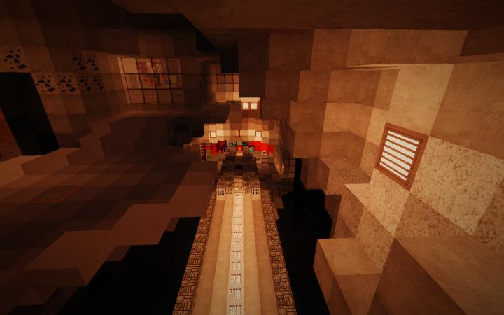 The Batcave!