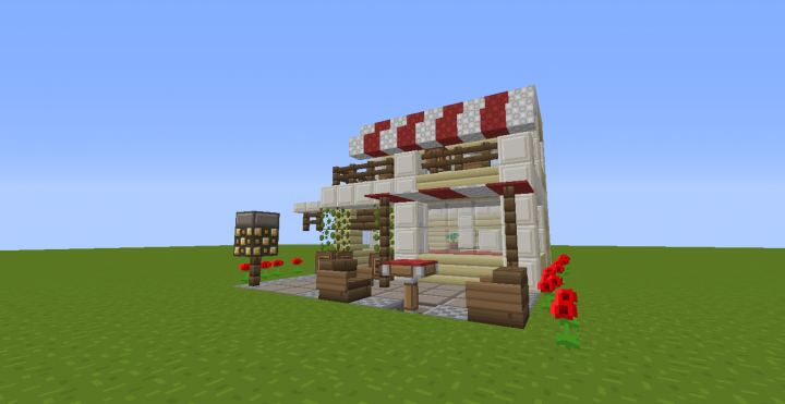 TSMC buildings Minecraft Map