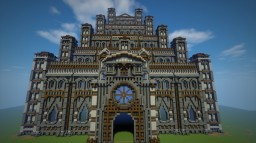 The Castle of Towers Minecraft