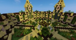 Spawn Simple Minecraft Map & Project
