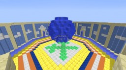 Mario Party 7 Minigame-Bubble Brawl Minecraft Map & Project