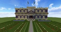 Le Château de La Famille Roggerieu [Aliquam] Minecraft Map & Project