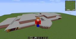 Brooke's Cinema: The biggest Minecraft Cinema! Minecraft Project