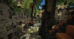 The Desert City of Dalarus Minecraft Map & Project