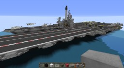 Aircraft carrier DTAE 2016 (DTAE = Deutschland Albert Einstein :-)) Minecraft Project