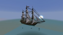 HM Sloop Hotspur. 20 Gun Sloop Of War