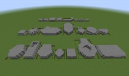WW2 Pillboxes/Fortifications Minecraft